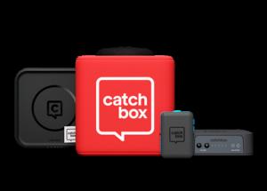 CATCHBOX microfoonsystemen